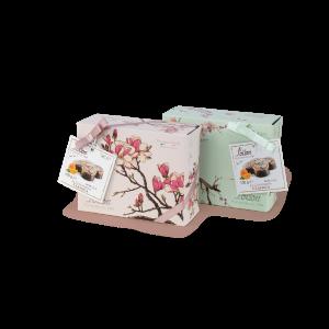 Loison Mignon Colomba Clasicca – klasikinis pyragėlis pabarstytas cukraus granulėmis bei migdolais 100 g